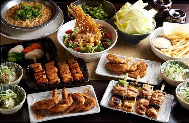 とりいちず酒場 八王子北口駅前店の食べ飲み放題コース